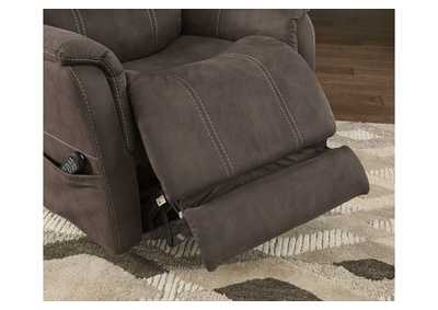 Ballister Espresso Power Lift Recliner,Signature Design By Ashley