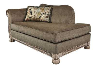Richburg Coffee Left-Arm Facing Corner Chaise