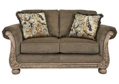 Image for Richburg Coffee Loveseat