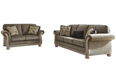Image for Richburg Coffee Sofa and Loveseat