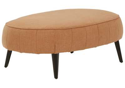 Image for Hollyann Oversized Accent Ottoman
