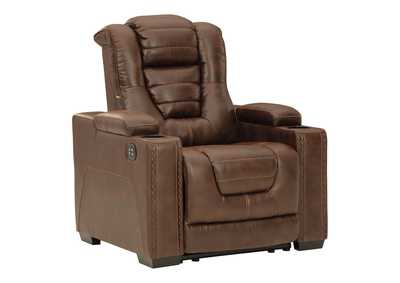 Image for Owner's Box Power Recliner