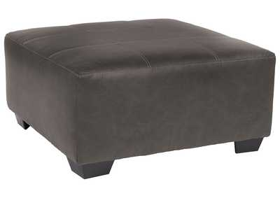 Image for Aberton Oversized Accent Ottoman