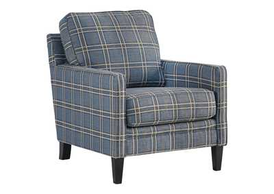 Image for Traemore Linen Accent Chair