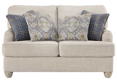Image for Traemore Linen Loveseat