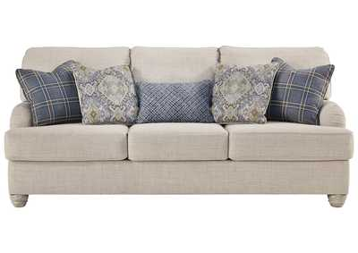 Image for Traemore Linen Queen Sofa Sleeper