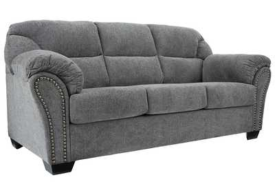 Image for Allmaxx Pewter Sofa