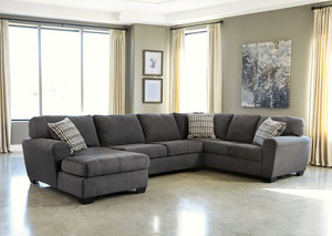 Image for Sorenton Slate LAF Chaise Sectional
