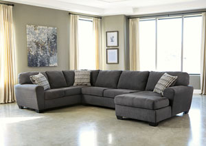 Image for Sorenton Slate RAF Chaise Sectional