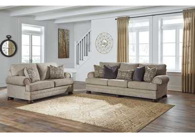 Image for Kananwood Oatmeal Sofa and Loveseat