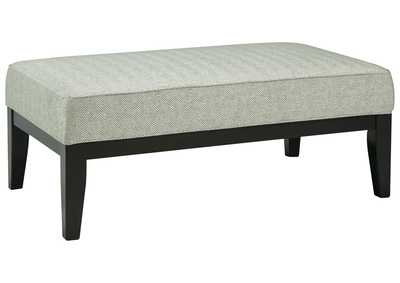 Image for Kilarney Mist Oversized Accent Ottoman