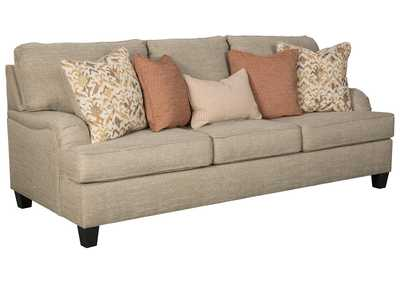 Image for Almanza Wheat Queen Sofa Sleeper
