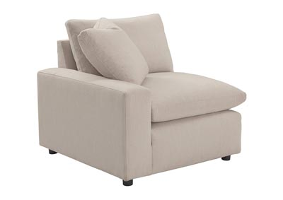 Savesto Ivory LAF Corner Chair