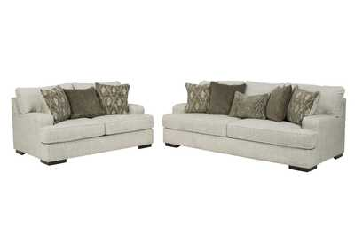 Image for Alesandra Sofa and Loveseat