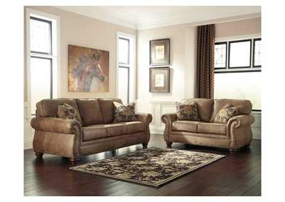 Image for Larkinhurst Earth Sofa & Loveseat
