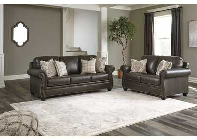 Image for Lawthorn Slate Sofa and Loveseat