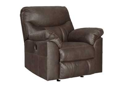 Boxberg Teak Power Rocker Recliner