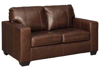 Image for Morelos Chocolate Loveseat