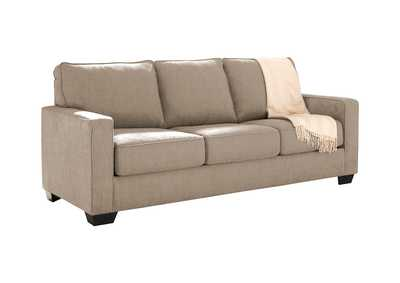 Image for Zeb Quartz Queen Sofa Sleeper