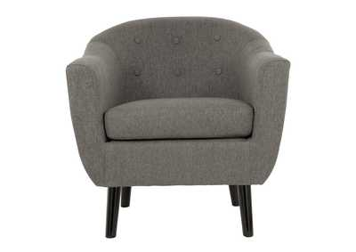 Klorey Charcoal Accent Chair,Signature Design By Ashley