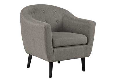 Image for Klorey Charcoal Accent Chair