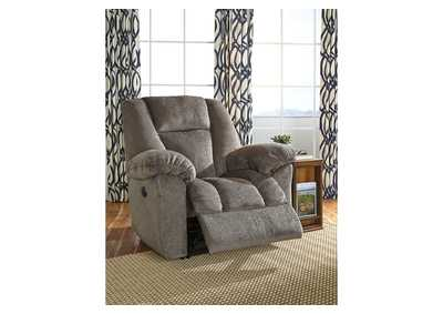 Image for Nimmons Taupe Power Recliner