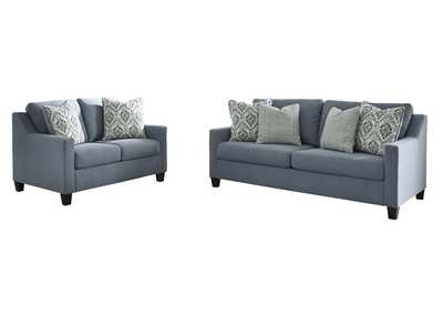 Image for Lemly Sofa and Loveseat