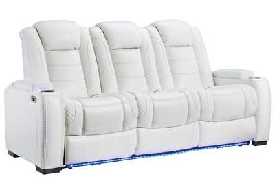 Image for Party Time Power Reclining Sofa