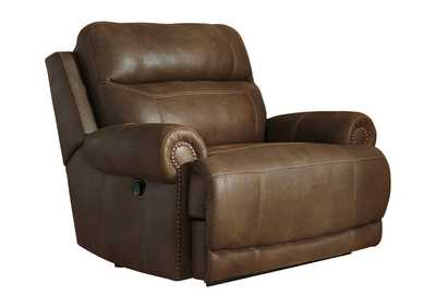 Image for Austere Brown Zero Wall Recliner