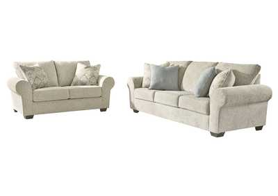 Image for Haisley Sofa and Loveseat