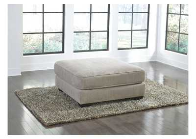 Ardsley Oversized Accent Ottoman,Benchcraft