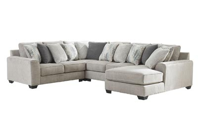 Image for Ardsley 4-Piece Sectional with Chaise