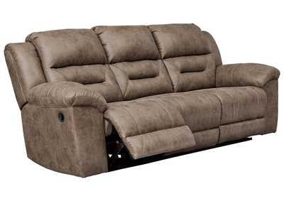 Image for Stoneland Fossil Reclining Sofa