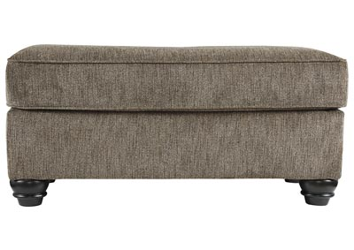 Braemar Brown Ottoman,Signature Design By Ashley