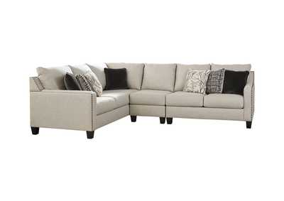 Hallenberg Fog RAF Chaise Sectional