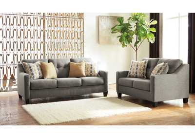 Image for Daylon Graphite Sofa & Loveseat