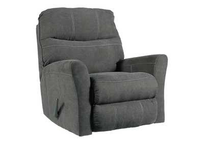 Image for Maier Charcoal Rocker Recliner