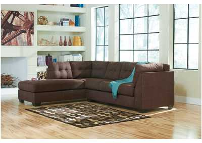 Image for Maier Walnut Left Arm Facing Chaise End Sectional