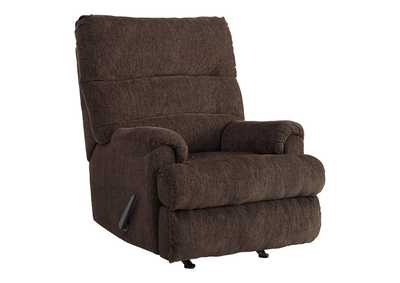 Image for Man Fort Brown Recliner