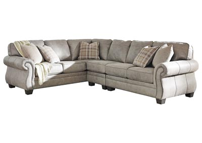 Olsberg 3-Piece Sectional,Signature Design By Ashley