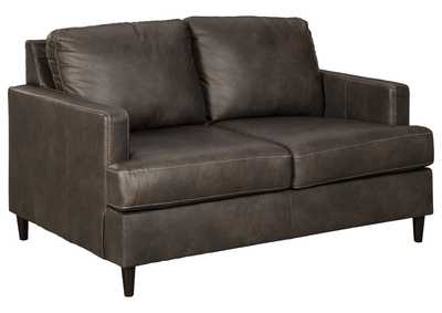 Image for Hettinger Gray Loveseat