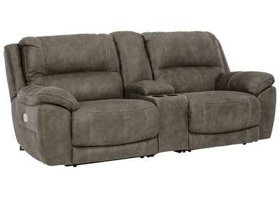 Image for Cranedall 3-Piece Power Reclining Sectional