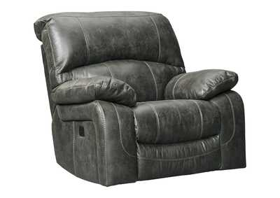 Image for Dunwell Steel Power Rocker Recliner w/Adjustable Headrest