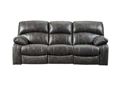 Image for Dunwell Steel Power Reclining Sofa w/Adjustable Headrest