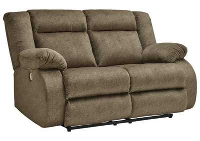 Image for Burkner Power Reclining Loveseat
