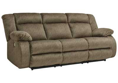 Image for Burkner Power Reclining Sofa