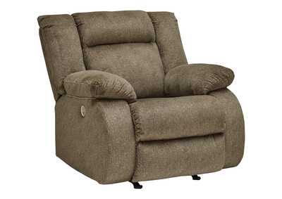 Image for Burkner Power Recliner