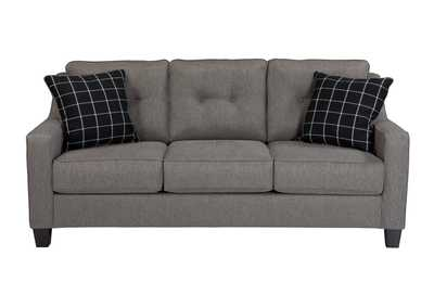 Image for Brindon Charcoal Sofa