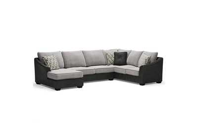 Image for Bilgray 3-Piece Sectional