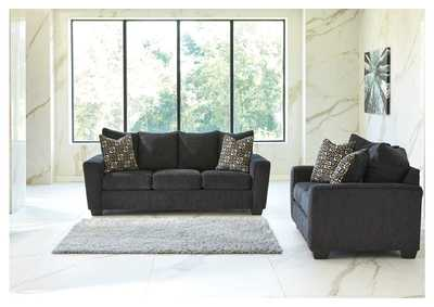 Image for Wixon Slate Sofa and Loveseat